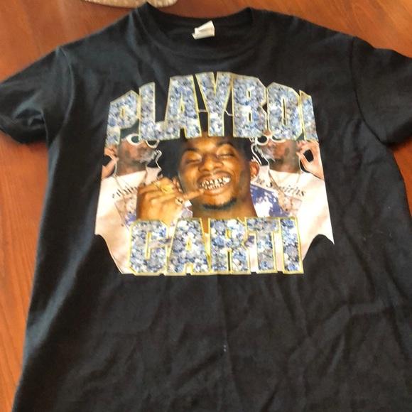 f31d1a884 Gildan Shirts | Playboi Carti Tshirt | Poshmark